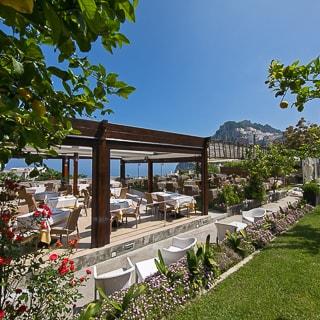 Ristorante Panorama Ristorante Panoramico A Capri